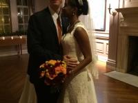 Aissata and Mathieu